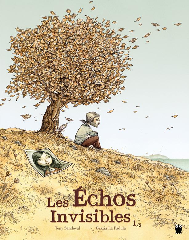 Copertina di Les Echos Invisibles